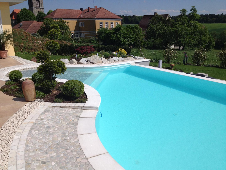 Pools pool and stone - Pool gestaltungsideen ...